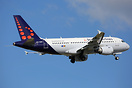 21th A319 in Brussels Airlines fleet delivered on 30/09/2016.