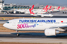 300th Aircraft for Turkish Airlines