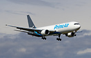 First Boeing 767-300 Freighter for Amazon Prime Air
