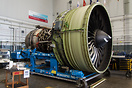 This engine powers American Airlines' Boeing 777 aircraft.