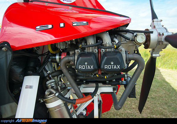 Rotax 912 Engine (G-GTFC) Aircraft Pictures & Photos