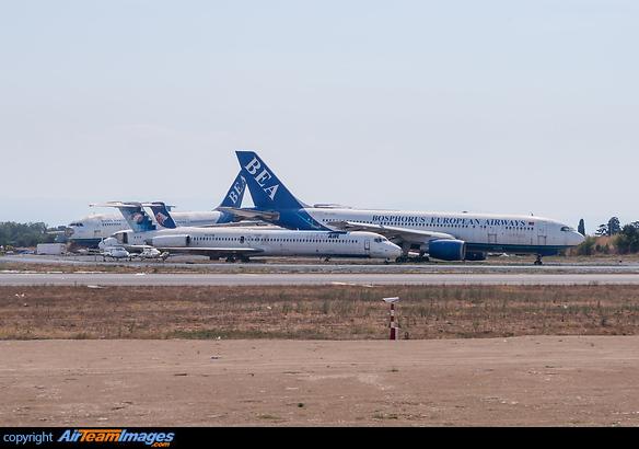 Istanbul Aircraft Storage (TC-TTB) Aircraft Pictures & Photos
