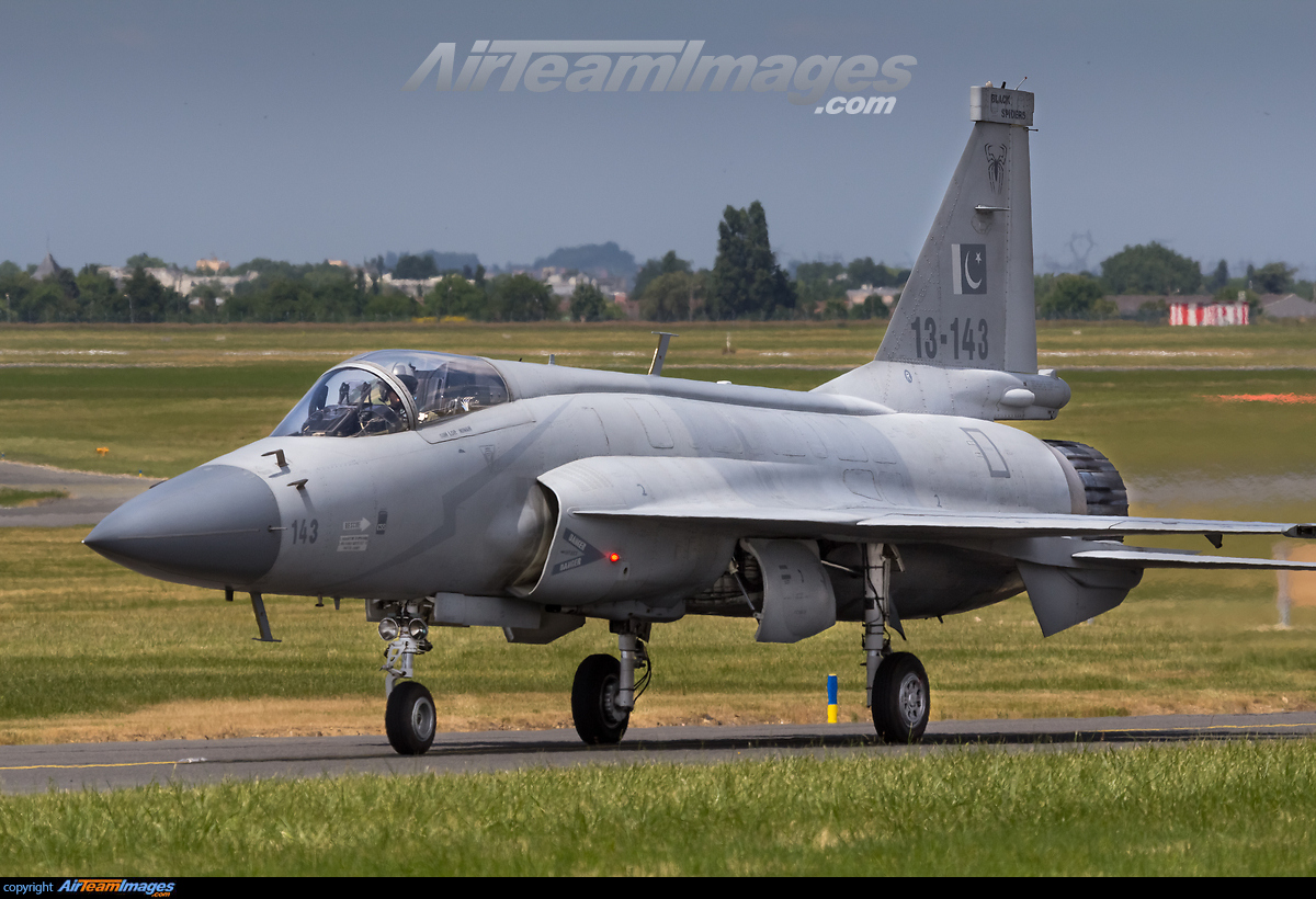 Pakistan JF-17 Thunder - Large Preview - AirTeamImages com