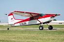 Modified Cessna 180 called a St Just Cyclone 100