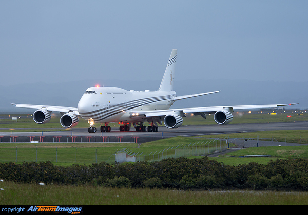 Boeing Business Jet 747 VIP