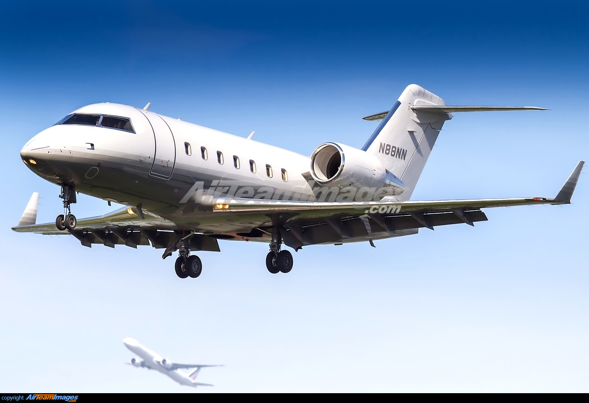 Challenger 2017 >> Bombardier Challenger 601 - Large Preview - AirTeamImages.com