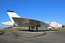 Avro Vulcan XM603 has been refurbished and is now exhibited at the Avr...