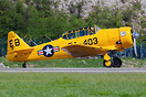 New Curitiba resident, restored T-6G, will be registered as PR-TEB. Be...