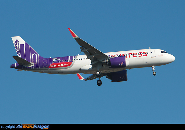 Airbus A320-271N (B-LCL) Aircraft Pictures & Photos ...