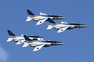 Blue Impulse Aerobatic Team