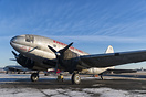 "Everts Air Cargo C-46 ""Hot Stuff"" titled that as she has successfully ..."