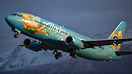 With only a few months of life left till retirement Alaskan Airlines s...