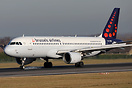 9th A320 in Brussels Airlines fleet delivered on 15/06/2016.