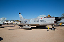 North American F-86L Sabre