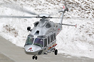 Avicopter AC352, China's first 7-tonne civil helicopter, made its firs...