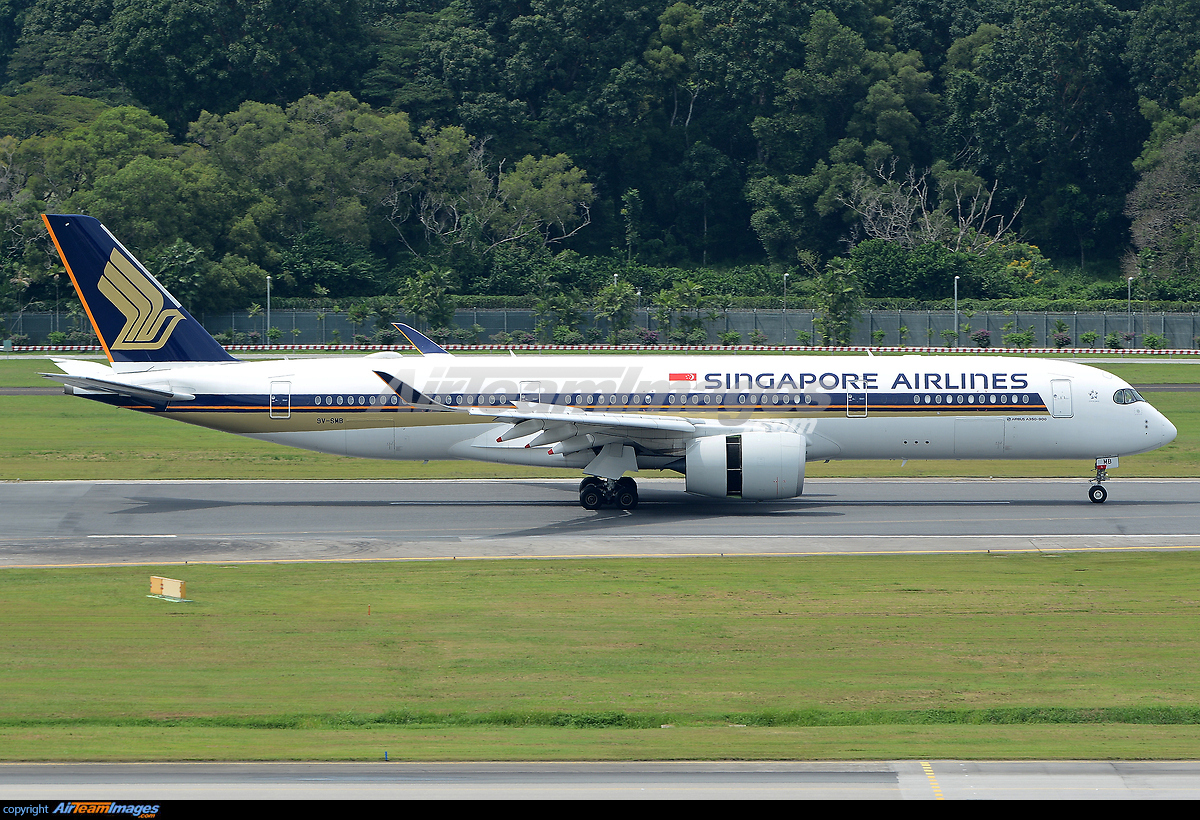 Airbus A350-941 - Large Preview - AirTeamImages.com
