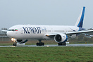 Kuwait Airways took delivery of their first Boeing 777-300(ER) in Nove...