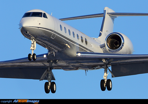 Gulfstream G550 M ALAY Aircraft Pictures Photos