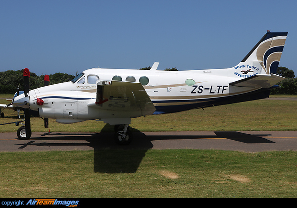 Beechcraft King Air 65-C90