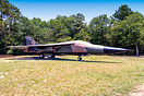 General Dynamics F-111E-CF, 68-0058, last assigned to the 40th Flight ...