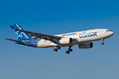 Leased from Air Transat