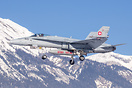 Combat air patrol (CAP) activity during Davos meeting.