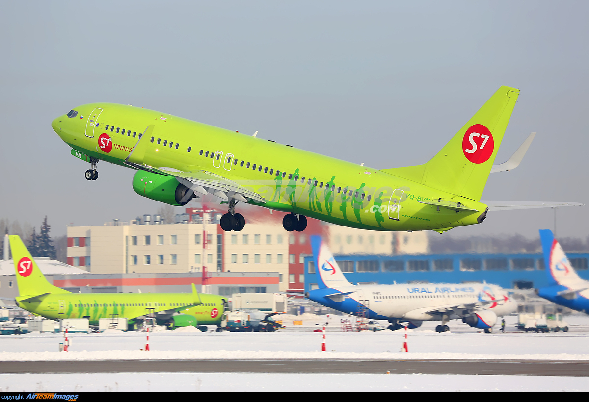 Boeing 737 8gj Large Preview Airteamimages Com