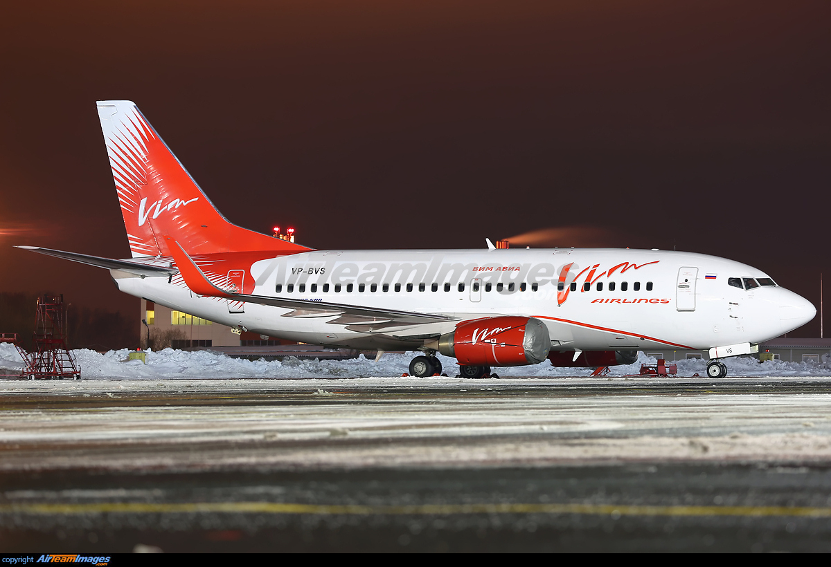 Boeing 737 524 Large Preview Airteamimages Com
