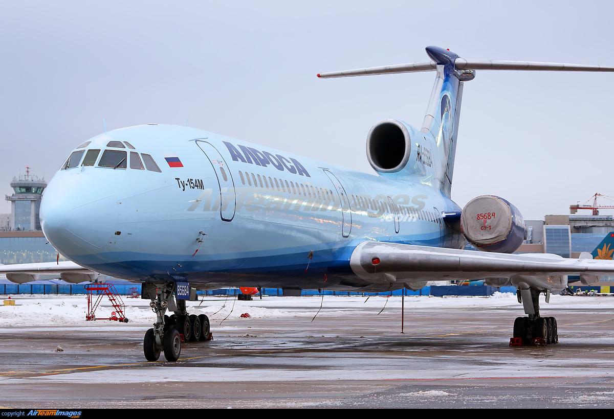 Tupolev Tu 154m Large Preview Airteamimages Com