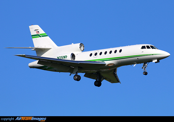 Dassault Falcon 50EX (N26WP) Aircraft Pictures & Photos ...