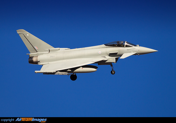 Eurofighter Typhoon FGR4