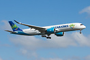 First Airbus A350 for Air Caraibes