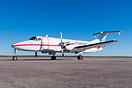 Local cargo operator -  Beech 1900C is used for regular flights to Sio...