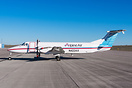 Local cargo operator - Beech 1900C is used for regular flights to Siou...