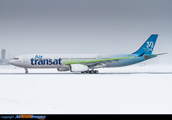 Airbus A330-342