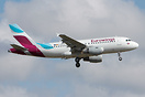 First A319 for Eurowings