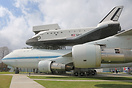 Shuttle Carrier Aircraft (SCA) Boeing 747 N905NA is now on display at ...
