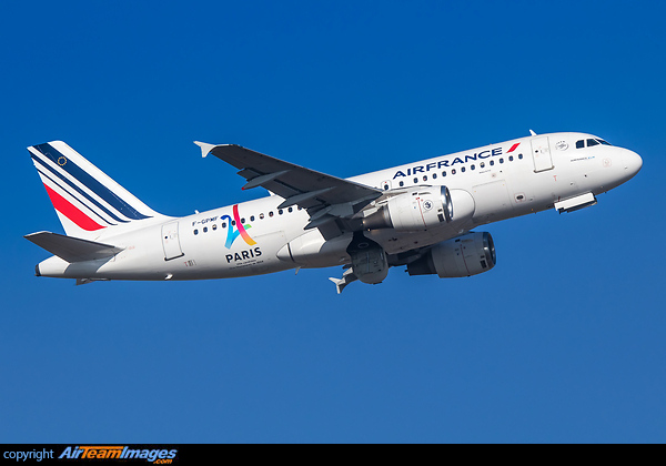 Airbus A319-113