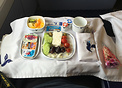 Business Class Breakfast From Tehran to Paris