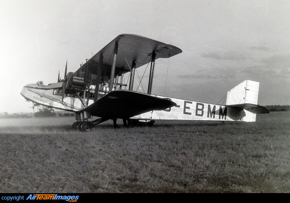 Handley Page Type W10