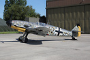 Hispano HA-1112-M1L Buchon. Originally registered C.4K-134 with the Sp...