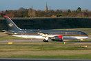 JY-BAC is the 2nd of Royal Jordanian's Boeing 787-8s to visit Monarch ...