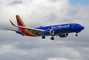 First production version of latest and newest Boeing 737-8 MAX on her ...
