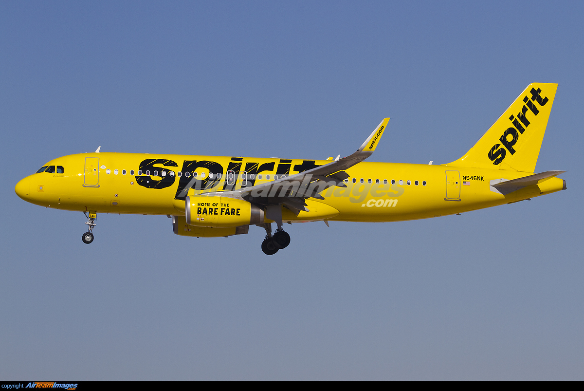 Spirit Airlines is the leading Ultra Low Cost Carrier in the United States, the Caribbean and Latin America. Spirit Airlines fly to 60+ destinations with + dailty flights with Ultra Low Fare.