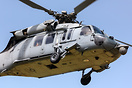 Sikorsky MH-60S Seahawk Helicopter Serial used by the US Navy photogra...