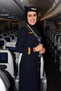 Iran Air Flight Attendant