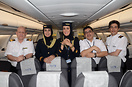 Iran Air A330 Flight Crew