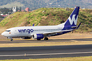 Wingo, the new low cost carrier owned by Copa Holdings.