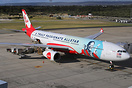 """Spirit of Air Asia"" First visit to Perth and Australia in her new spe..."