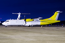 Former G-BWDB Aurigny Air Services now serving as a Cargo aircraft for...